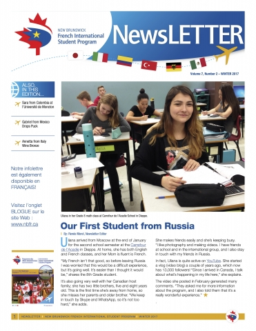 PAC INTL Newsletter WINTER 2017cover